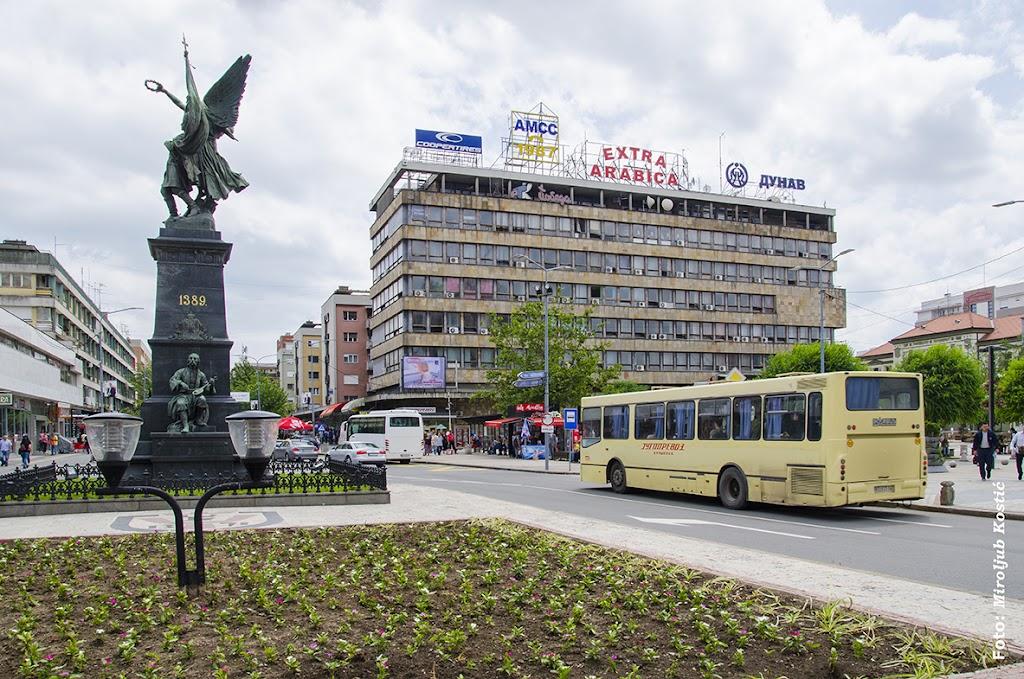 Фото город Крушевац: Југопревоз Крушевац