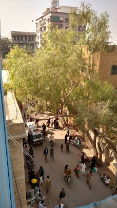 DUHS Girls' Hostel karachi
