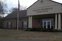 Parkers Crossroads Battlefield Tour, Parkers Crossroads, United States