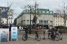 Liberation Square, St. Helier, United Kingdom