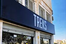 TREKS, Amman, Jordan