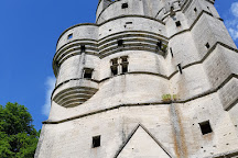 Donjon de Septmonts, Septmonts, France