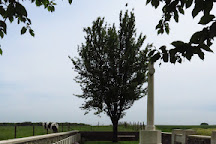 Guards Cemetery Windy Corner, Cuinchy, France