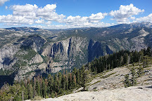 Sentinel Dome, Yosemite National Park, United States