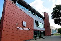 Vyno Klubas, Vilnius, Lithuania
