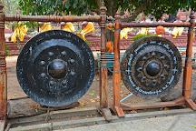 Wat Khao Angkhan Temple, Nang Rong, Thailand