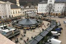 Salzburger Christkindlmarkt, Salzburg, Austria