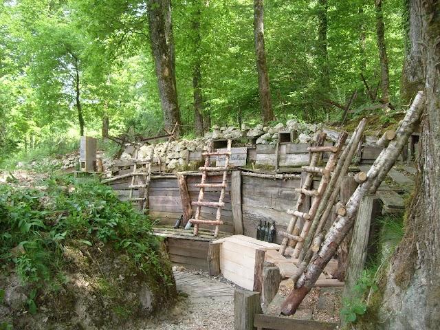 Camp de la Vallee Moreau