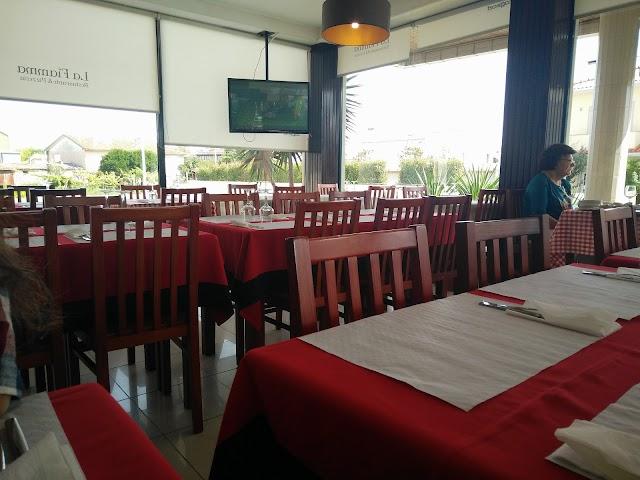 La Fiamma - Restaurante & Pizzeria