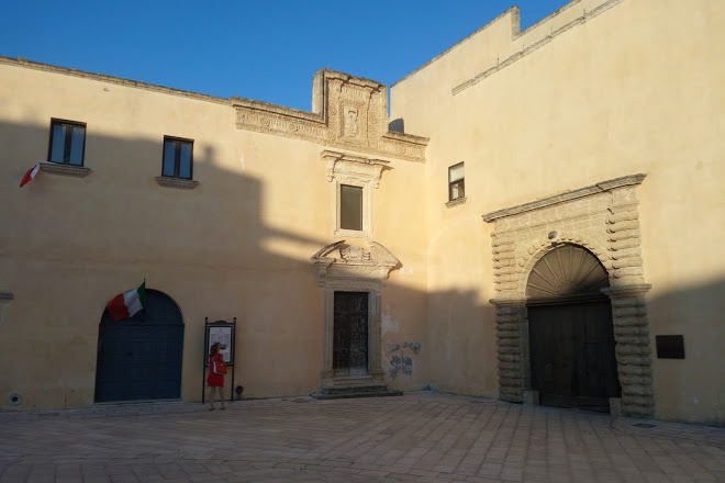 Visit Palazzo Ducale On Your Trip To Presicce Or Italy