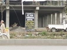 Azam Commercial Center abbottabad