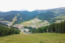 Ski Resort Bukovel, Polyanytsya, Ukraine