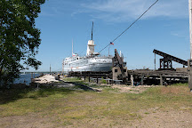 S.S. Milwaukee Clipper, Muskegon, United States