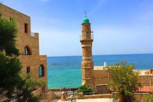 Ja'ama'a-el-Bahr Sea Mosque, Tel Aviv, Israel