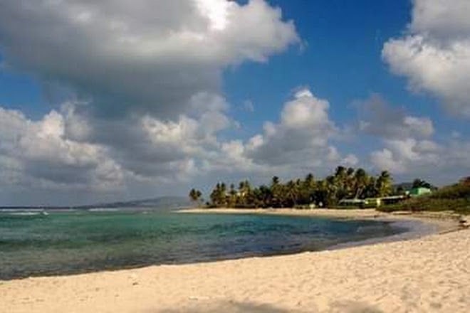 Pelican Cove Beach, Christiansted, U.S. Virgin Islands