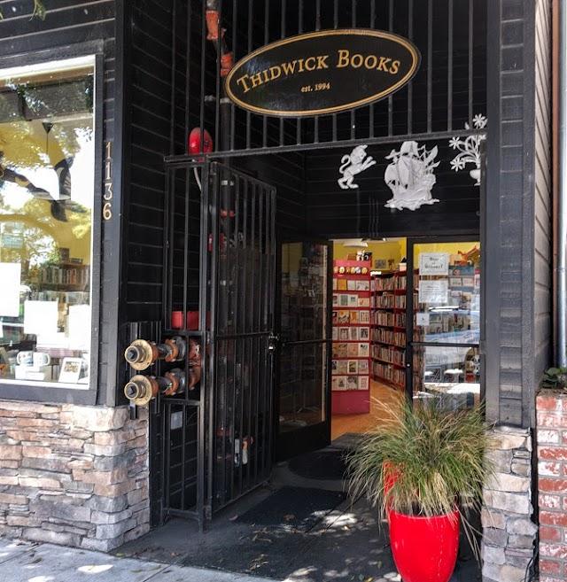 Thidwick Books