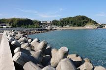 Ose Beach, Hitachi, Japan