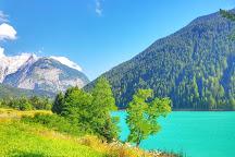 Lago di Auronzo, Auronzo di Cadore, Italy