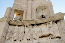 Philopappos Monument, Athens, Greece