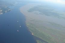 Meeting of Waters, Manaus, Brazil