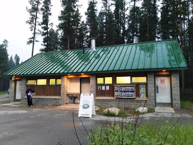 Lake Louise Campground