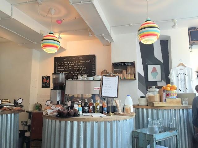 Wilton Way Cafe
