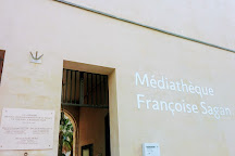 Mediatheque Francoise Sagan, Paris, France