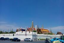 Bangkok City Pillar Shrine Lak Muang, Bangkok, Thailand
