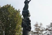 Monument a Adam Mickiewicz, Paris, France