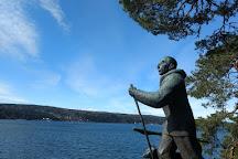 Roald Amundsens hjem Uranienborg, Oppegard, Norway