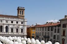 Meridiana Monumentale del Palazzo della Ragione, Bergamo, Italy