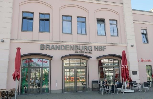 Brandenburg, Hauptbahnhof