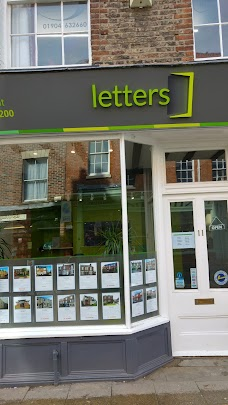 Letters Property Management york