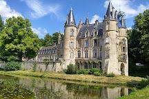 Chateau de Mont-l'Eveque, Mont-l'Eveque, France