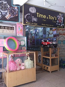 TIME & TOYS chiniot