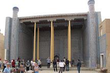 Citadel Kunya-ark, Khiva, Uzbekistan