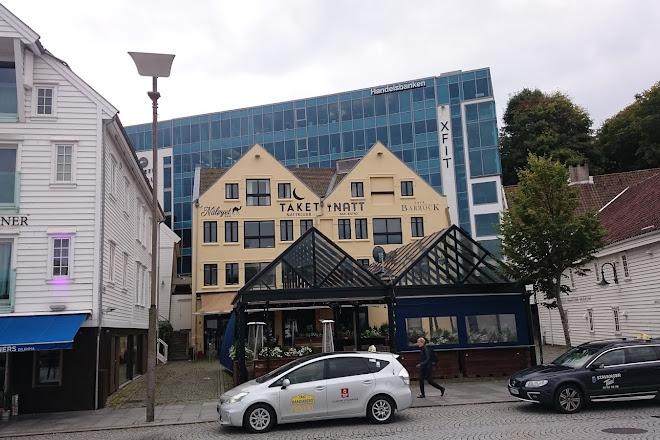 Taket Nightclub, Stavanger, Norway