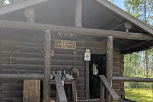Rocky Museum, Rocky Mountain House, Canada