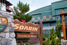 Soarin' Around The World, Anaheim, United States
