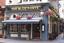 The Blue Posts, London, United Kingdom