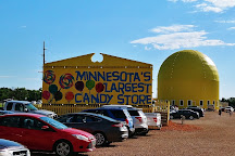 Minnesota's Largest Candy Store, Jordan, United States