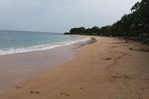 Praia dos Tamarindos, Sao Tome, Sao Tome and Principe
