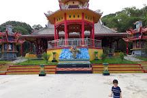 Sea Goddes Temple (Klenteng Dewi Laut), Pangkal Pinang, Indonesia