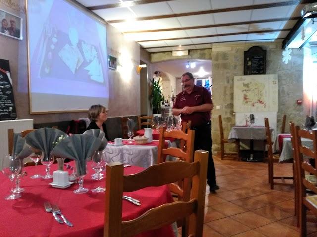 Restaurant Auberge de La Louvière