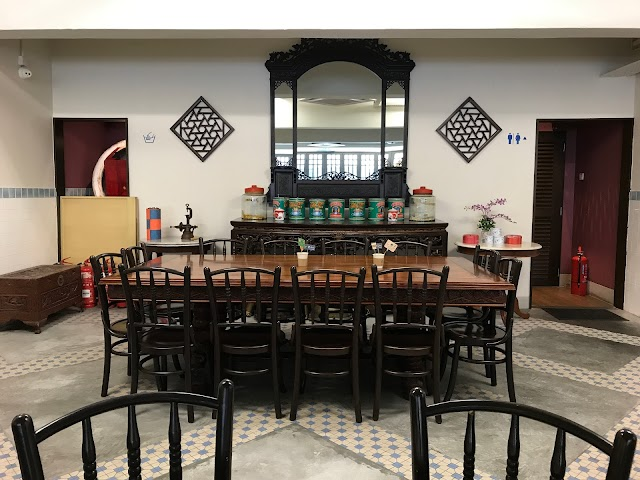 Secret Penang Cafe