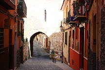 San Lorenzo's Arch, Jaen, Spain