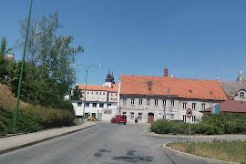 Автобусная станция   Třebíč   Sucheniova