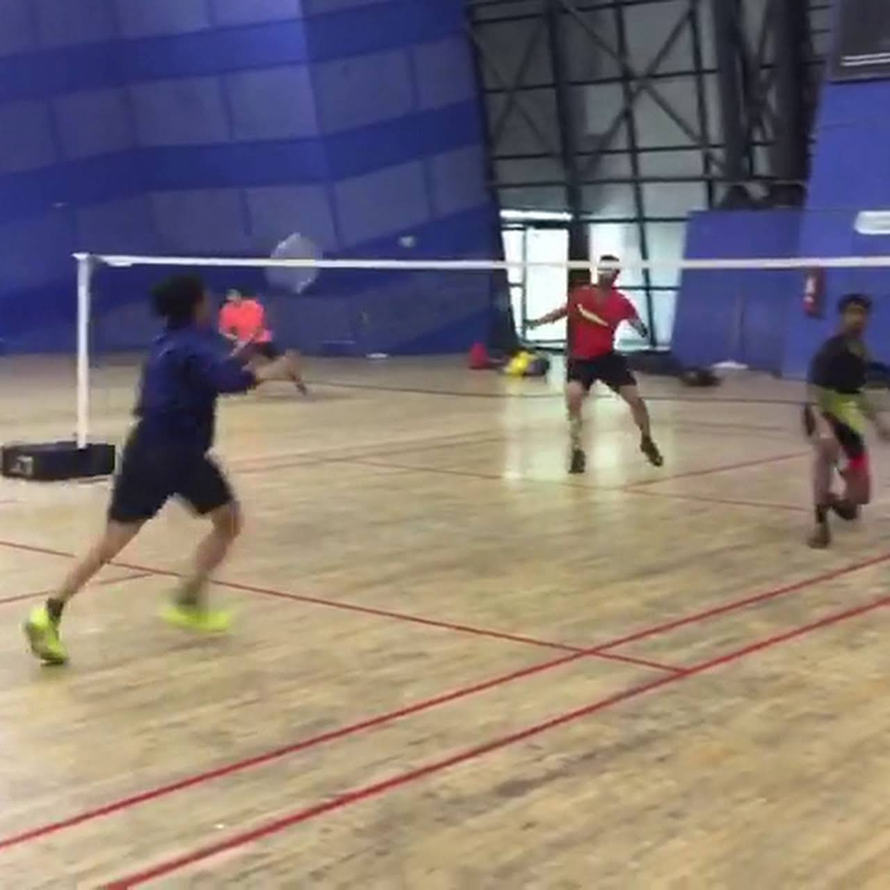 Surjit Singh Badminton Academy CWG - Badminton Court in ...