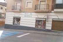 Puerta de la Cadena, Brihuega, Spain