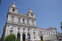 Igreja da Sao Vicente de Fora, Lisbon, Portugal